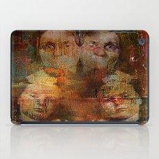 Twins Intergenerational iPad Case