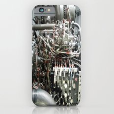 SPACE SHUTTLE ENGINE iPhone 6 Slim Case