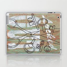 Locked Out? get some more keys cut yeah! Laptop & iPad Skin