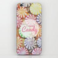 I Want Candy iPhone & iPod Skin