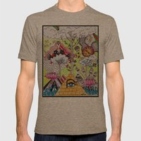get high on life Mens Fitted Tee Tri-Coffee SMALL