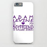 Adam Levine Is My Boyfriend ❤ iPhone 6 Slim Case
