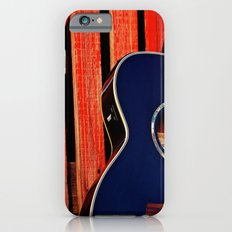 6 Strings and a Barn Slim Case iPhone 6s