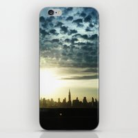 New York, NY iPhone & iPod Skin