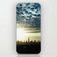 New York, NY iPhone & iPod Skin