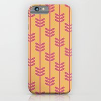 iPhone & iPod Case featuring Honeysuckle [leaves] by Veronica Galbraith