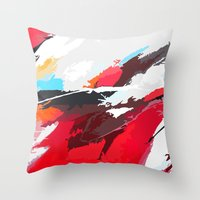 Acrylic Fusion Throw Pillow
