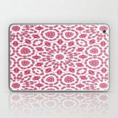 Ruby Mandala Tile 2 Laptop & iPad Skin