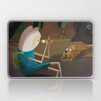 Finn & Jake Laptop & iPad Skin