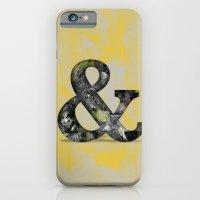 Ampersand Series - Baskerville Typeface iPhone 6 Slim Case