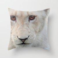Izulu Throw Pillow