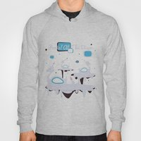 Panic! at the Disco - Candle Swans Hoody