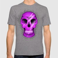 SWYF Mens Fitted Tee Tri-Grey SMALL