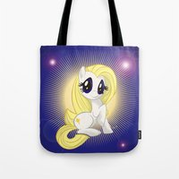 Dazzy | Mutant Little Ponies Tote Bag