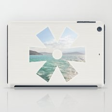 summer seas iPad Case