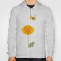 Bee A Flower Hoody