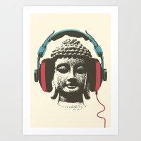 Enjoy Music Art Print
