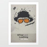 Fear And Loathing In Las… Art Print