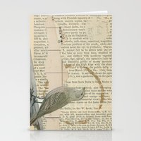 Cold Morning Song Stationery Cards