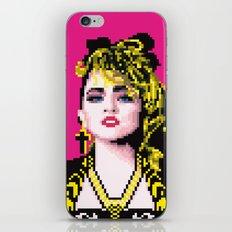 Virgin-like girl iPhone & iPod Skin