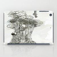 Jungle Friends iPad Case