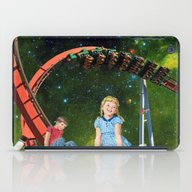 Roller Coaster iPad Case