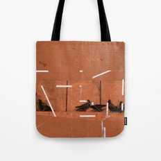 TIME OUT 39 Tote Bag