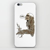Laughing Skull iPhone & iPod Skin