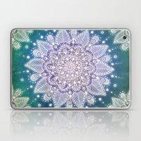 Peacock Mandala Laptop & iPad Skin