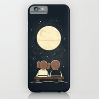 Moon Gazing iPhone 6 Slim Case