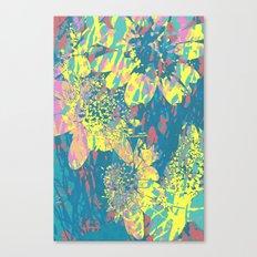 floral 002. Canvas Print