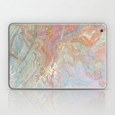 Marble Art V10 #society6 Laptop & iPad Skin