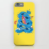 iPhone & iPod Case featuring wipeout by eyejacker