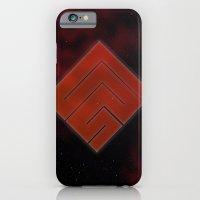Diamond Galaxy iPhone 6 Slim Case