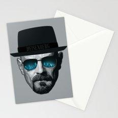 Breaking Bad Heisenberg Stationery Cards