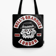 Hell's Grannies 1969 Tote Bag