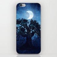 Moonlight III iPhone & iPod Skin