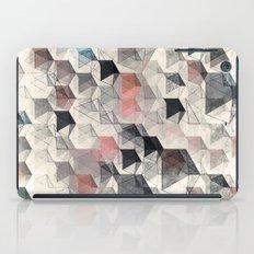 as the curtain falls (variant) iPad Case