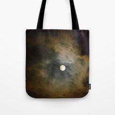 Lunar Corona  Tote Bag
