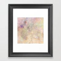 Raking Light 1 Framed Art Print