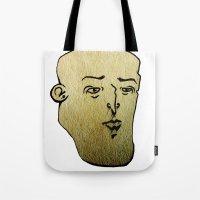 F A C E 3 Tote Bag