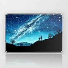 Starry Night Sky Laptop & iPad Skin