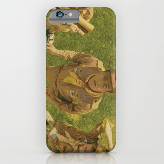 Moonrise Kingdom Edward Norton iPhone & iPod Case