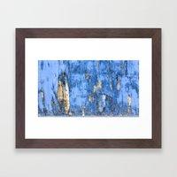 Worn = Wonderful Framed Art Print