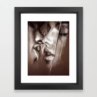 In a Moment (VIDEO IN DESCRIPTION!!!) Framed Art Print