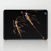 Jets of Fireworks iPad Case