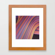 Silia Framed Art Print
