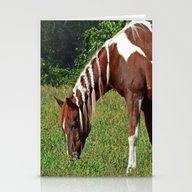 Braided Paint Stationery Cards