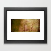 Fairy Lake Framed Art Print