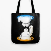 Fistbumps Forever Tote Bag